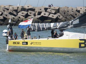 evenement fotografie Volvo Ocean Race
